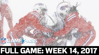 Indianapolis Colts vs. <b>Buffalo Bills</b> Week 14, 2017 FULL Game ...
