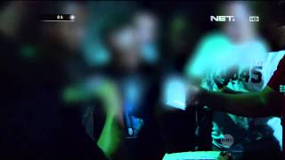 86 - Penangkapan Kurir Narkoba di Gandaria, Jakarta Selatan