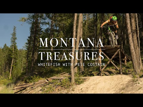 Whitefish, MT With Pete Costain // Montana Treasures