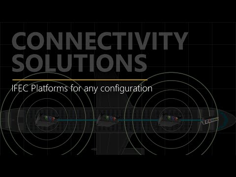 Astronics Inflight Connectivity Solutions