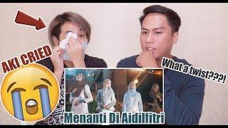 [9.56 MB] Menanti Di Aidilfitri - Wany Hasrita, Wani Syaz, Muna Shahirah, Wan Azlyn   REACTION