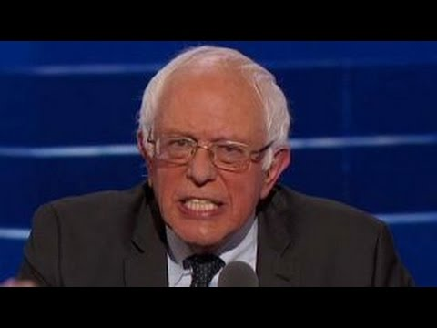 Full speech: Bernie Sanders at 2016 Democratic Convention
