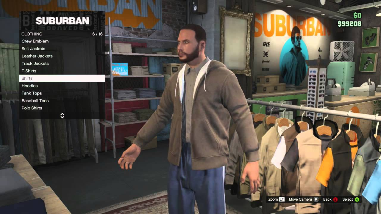 Gta 5 Online Outfit Guide Ep 1 Niko Bellic Youtube