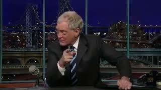 David Letterman vs Jay Leno and NBC