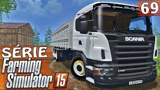 Farming Simulator 2015 - Comprando Scania