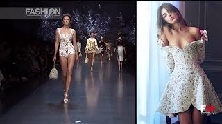"""ANDREEA DIACONU"" Model by Fashion Channel"
