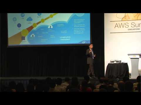 AWS Summit 2015 | Singapore - Accelerating Cloud Services to Match Workload Requirements