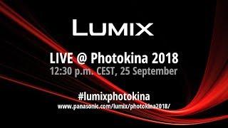 LUMIX LIVE @ Photokina 2018 thumbnail