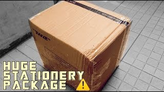 RACUN! HUGE STATIONERY PACKAGE FROM YESSTYLE!!! INDONESIA | JESSICA ROBIN