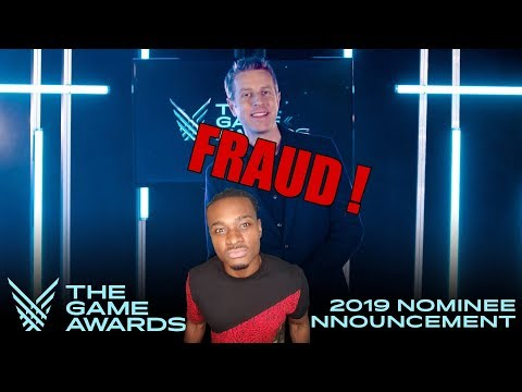 The Game Awards 2019 Nominees Are Absolutely DISGRACEFUL!!