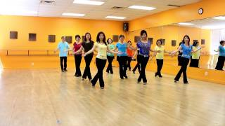 Light On - Line Dance (Dance & Teach in English & 中文)