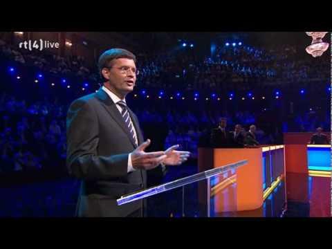 RTL Carré-debat: Balkenende tegen Mariëlle Tweebeke 'U kijkt zo lief'