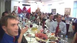 Свадьба Виктора и Ирины (Банкет), г.Вологда 210815