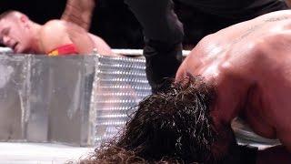 John Cena Vs. Seth Rollins Street Fight - Non Televised Match
