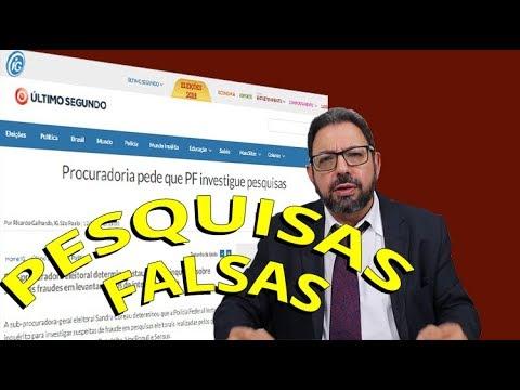 Vox Populi com Haddad subindo incrimina Datafolha e Ibope