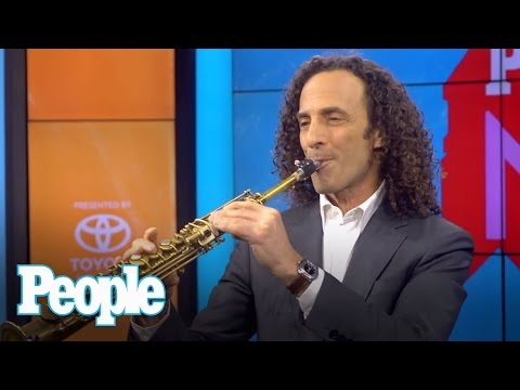 Jazz Legend Kenny G Performs His Latest Single 'Bossa Real'  | People