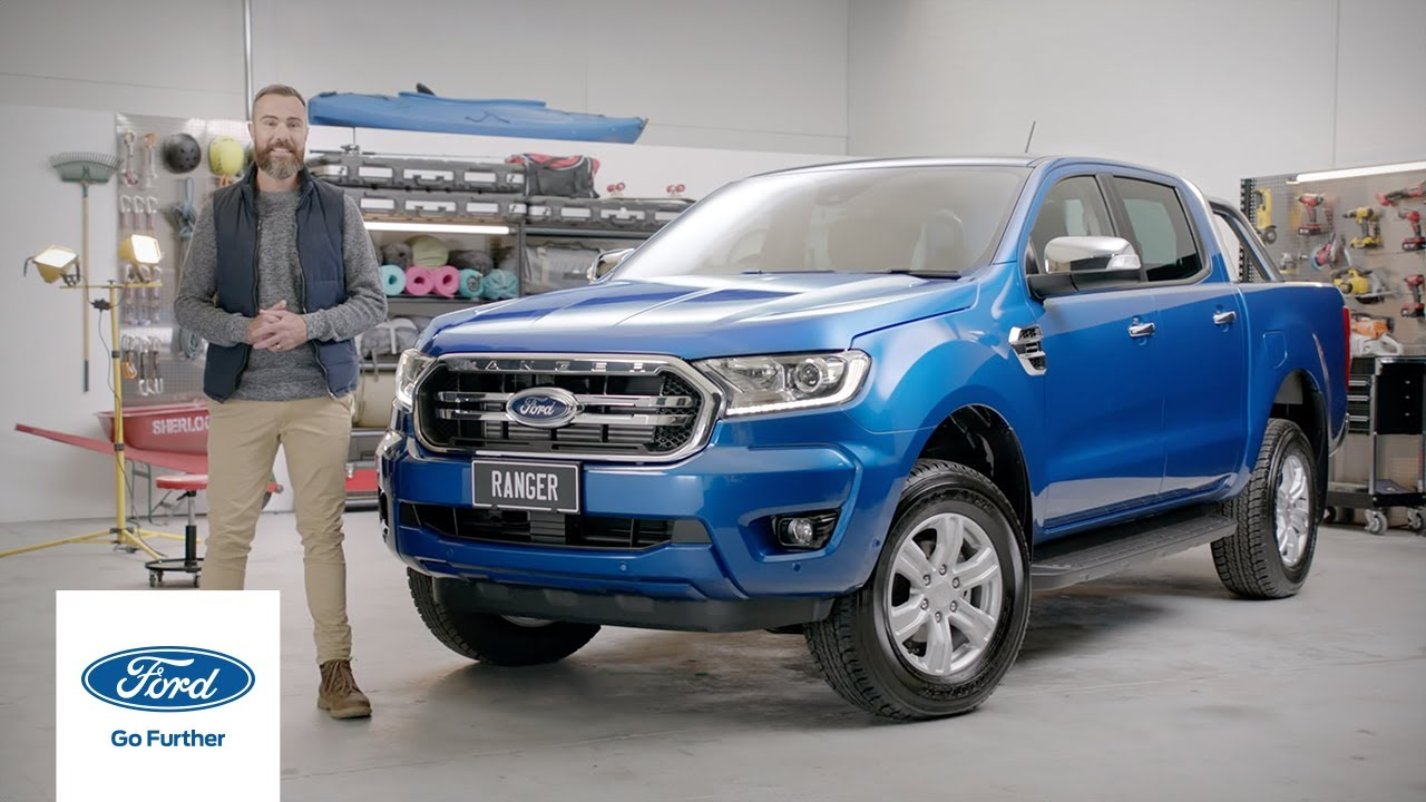 2019 Ford Ranger Xlt Walkaround Review Inside And Out Ford Australia Youtube