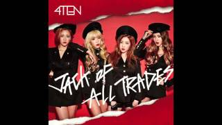 4Ten - 왜 이래 (Why) 2016 Version with Hyejin rap
