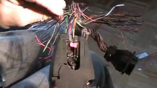 Preparing telco cable for plug and sockets