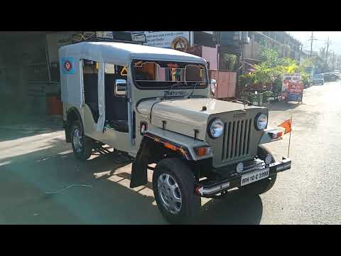 Mahindra Commander 650 DI Modify