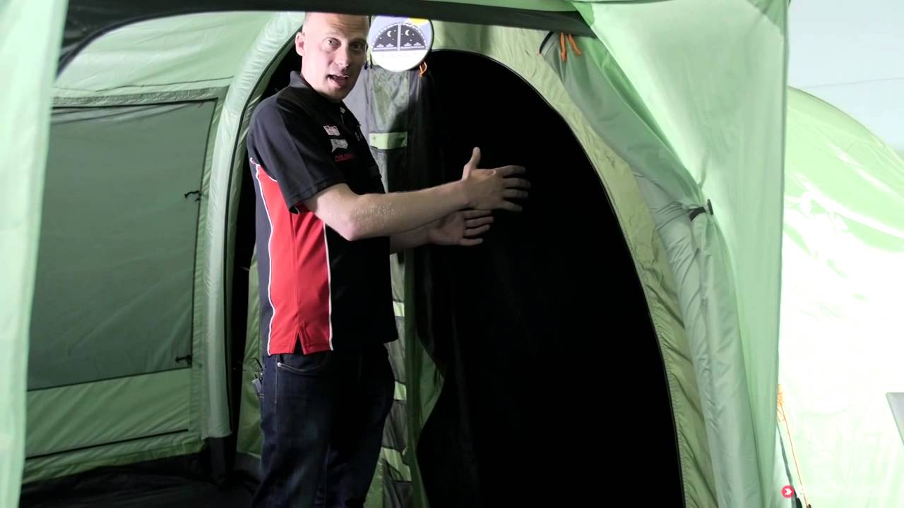 The Coleman Blackout Bedroom Tent   2015 Review | Outdoor 2015   YouTube