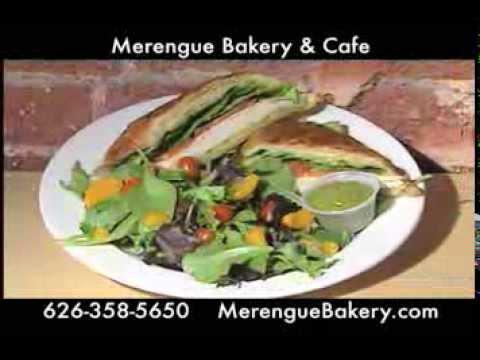 Merengue Bakery & Cafe promo for Champion Broadband