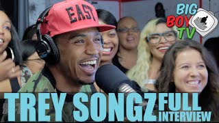 Trey Songz FULL INTERVIEW | BigBoyTV