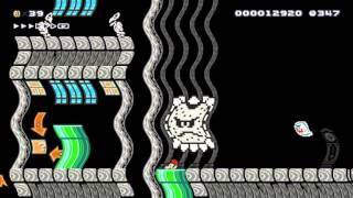 Super Mario Maker - PropheticDreamUnholyNightmare V5 by Lucifer - Prophetic Dream Unholy Nightmare