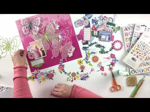 ***The Cut Shoppe Design Team*** New Adventure Ft. Paige Evans Horizon!!!