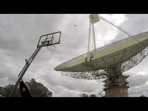 Trickshots at The Dish | How Ridiculous