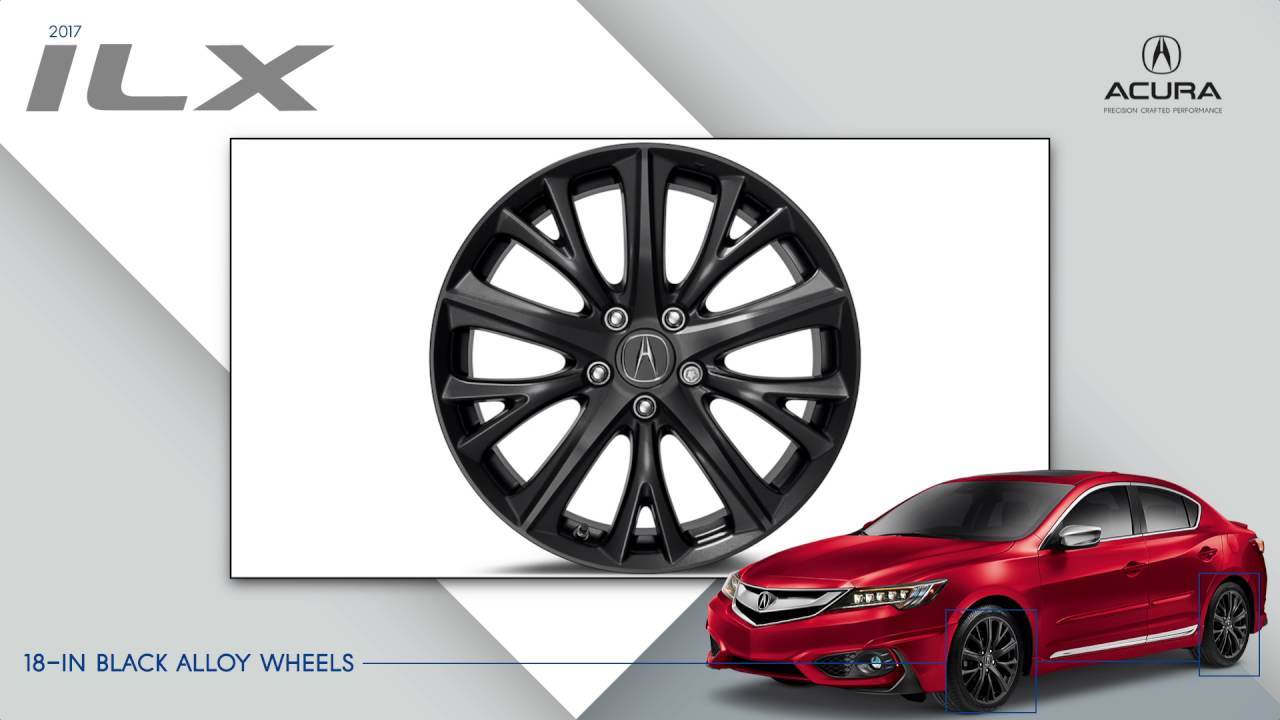 Acura ILX Genuine Acura Accessories YouTube - Acura accessories rdx