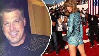 Did DJ David Mueller Grab Taylor Swift's ASS? 2017 Video