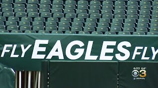 Fans Expected To Pack Lincoln Financial Field Ahead Of Eagles' Season Opener