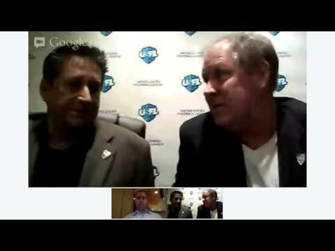USFL Hangout with Jaime Cuadra and Fred Biletnikoff Jr.