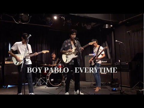 Boy Pablo - Everytime (Cover)