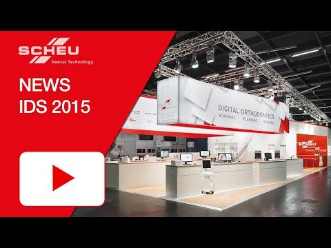 SCHEU-DENTAL - News IDS 2015