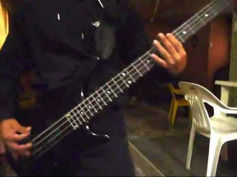 Animetal *Pegasus Fantasy* (Cover bass)