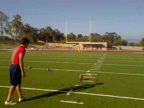 Homework Help: Kicking a Field Goal