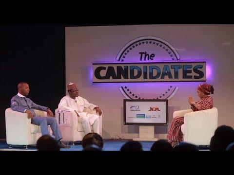 The Candidates Debate with Omoyele Sowore & Dr Rabiu Rufai   #SoworeRufai2019