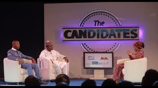 The Candidates Debate With Omoyele Sowore And Dr Rabiu Rufai   SoworeRufai2019