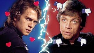 Top 5 des preuves que la prélogie Star Wars défonce la trilogie originale