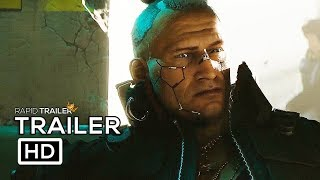 CYBERPUNK 2077 Official Trailer (2019) E3 2018 Game HD