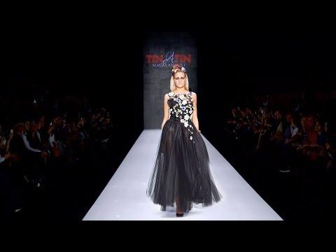 Tinatin Magashvili & Ekaterina Buzuladze | Spring/Summer 2018 | Mercedez Benz Fashion Week Russia