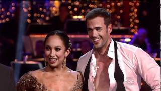 William Levy & Cheryl Burke - Argentine Tango