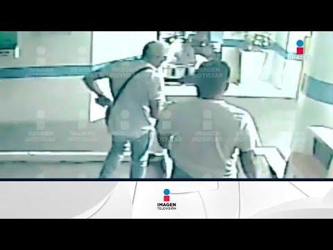 Últimos momentos de los agentes secuestrados en Nayarit antes de ser levantados