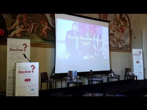 """""""Setting the Scene - The State of Democracy"""" • Club de Madrid Live Event"""