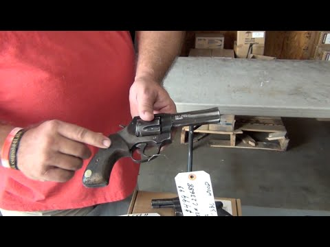 Manurhin MR73 .357 Magnum Revolver  At Classic Firearms
