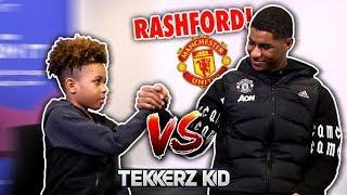 TEKKERZ KID vs MARCUS RASHFORD