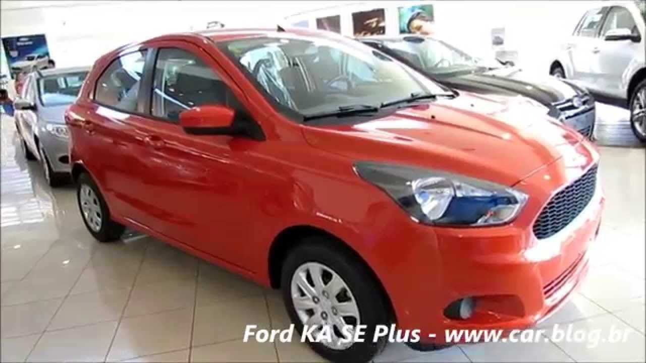 novo ford ka se plus vers o intermedi ria detalhes youtube. Black Bedroom Furniture Sets. Home Design Ideas