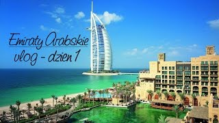 EMIRATY ARABSKIE - vlog dzień #1 (Dubaj) | HeyItsAlexK